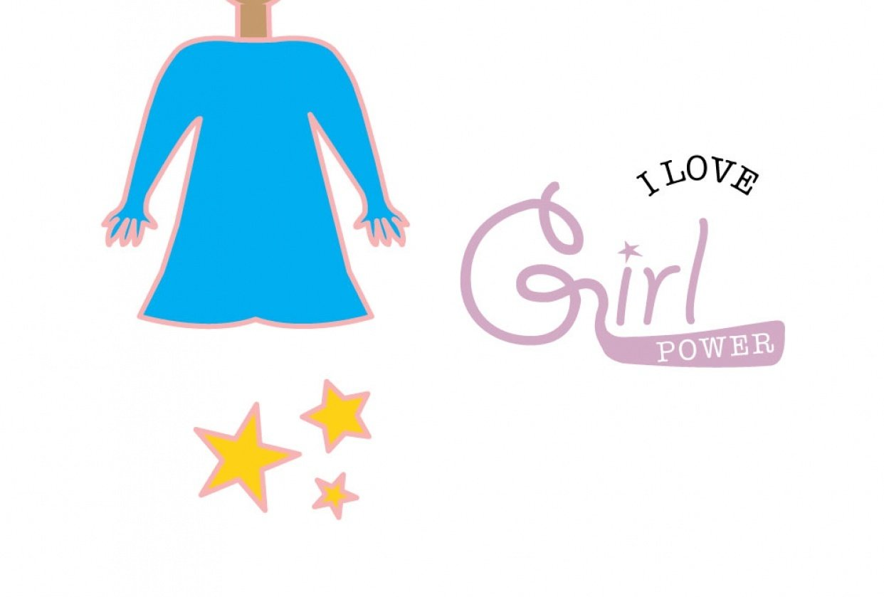 Girl Power - student project