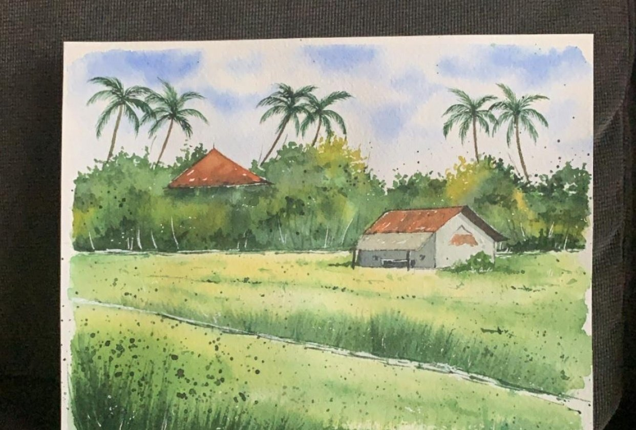 Green landscapes - Carlis - student project