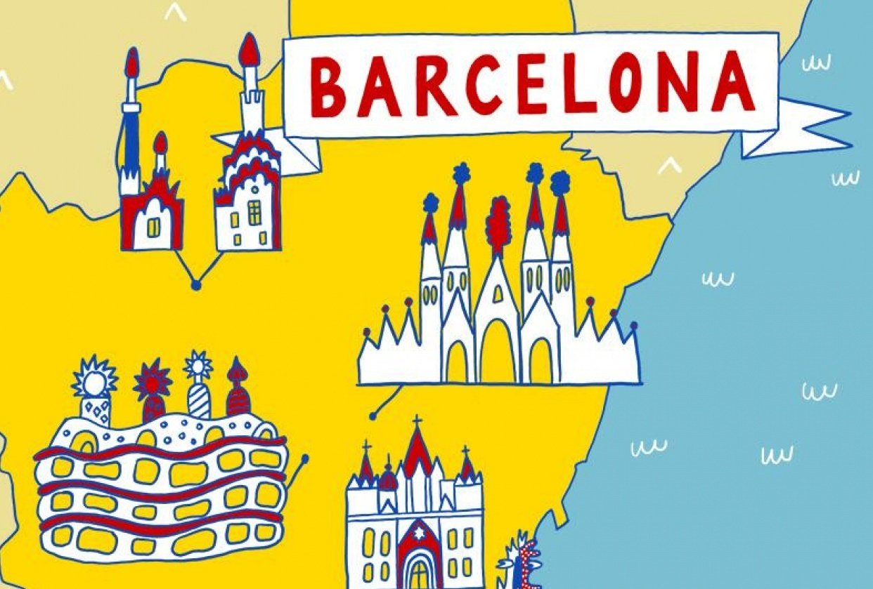 Barcelona - student project