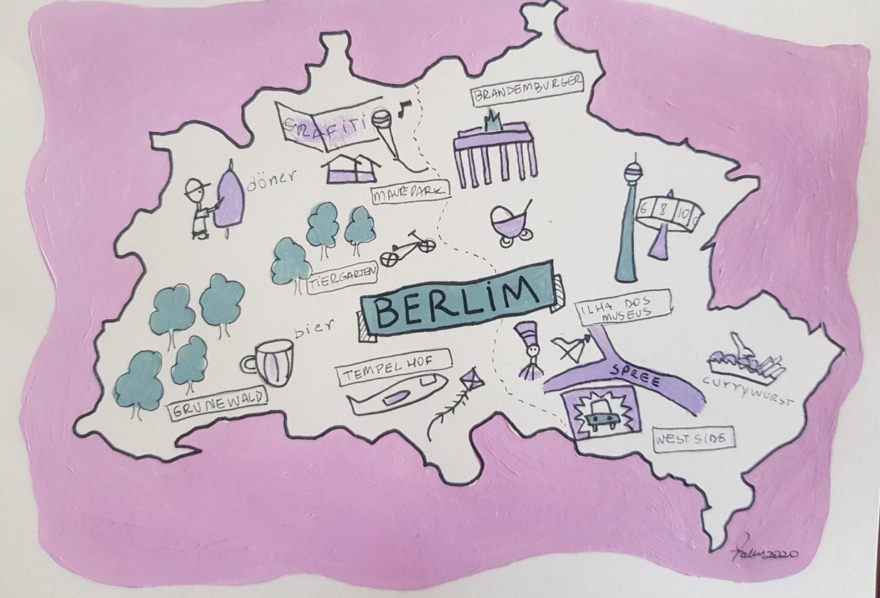 Six months living in Berlin! - student project