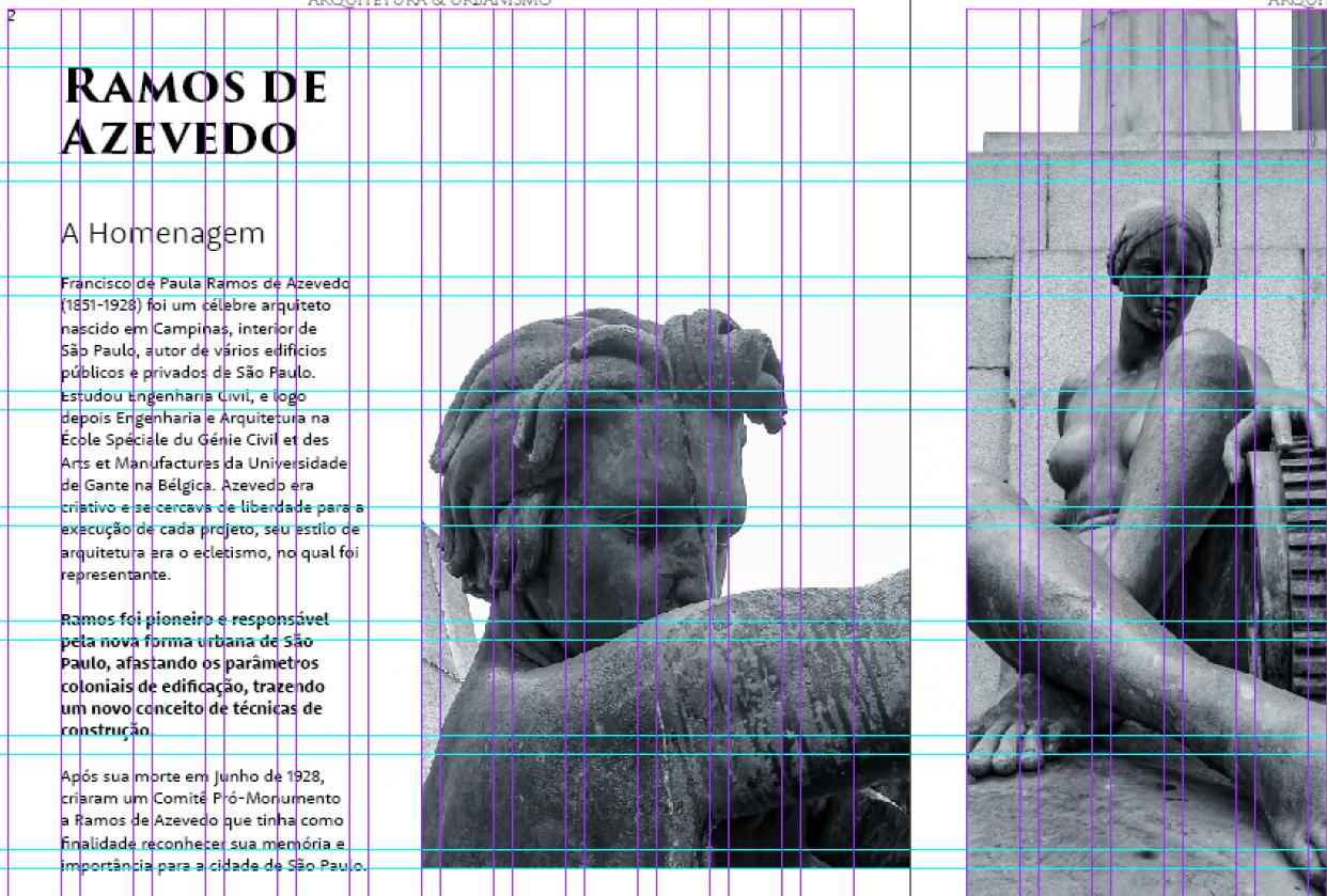 Revista Arquitetura & Urbanismo - student project