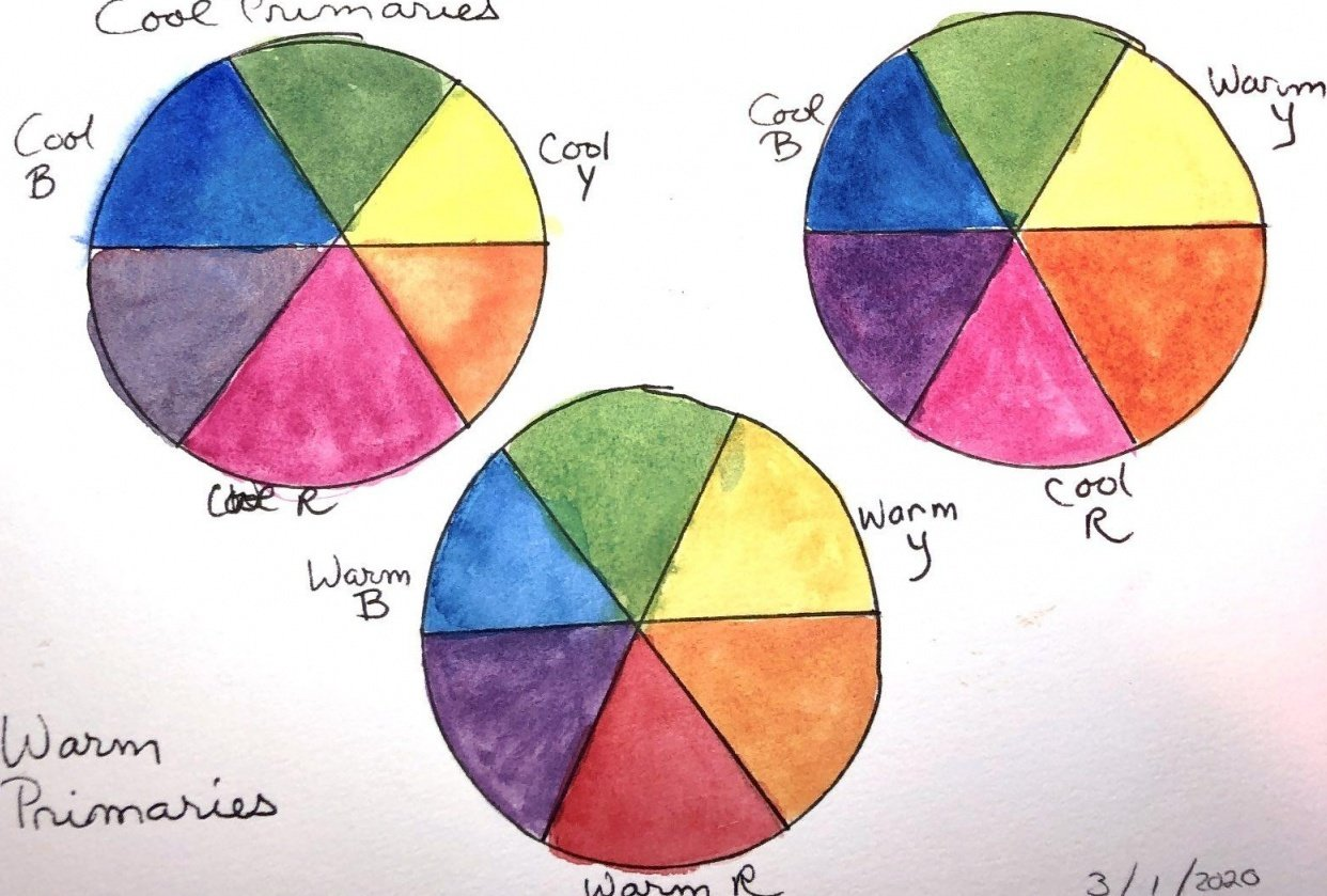 Colors! - student project