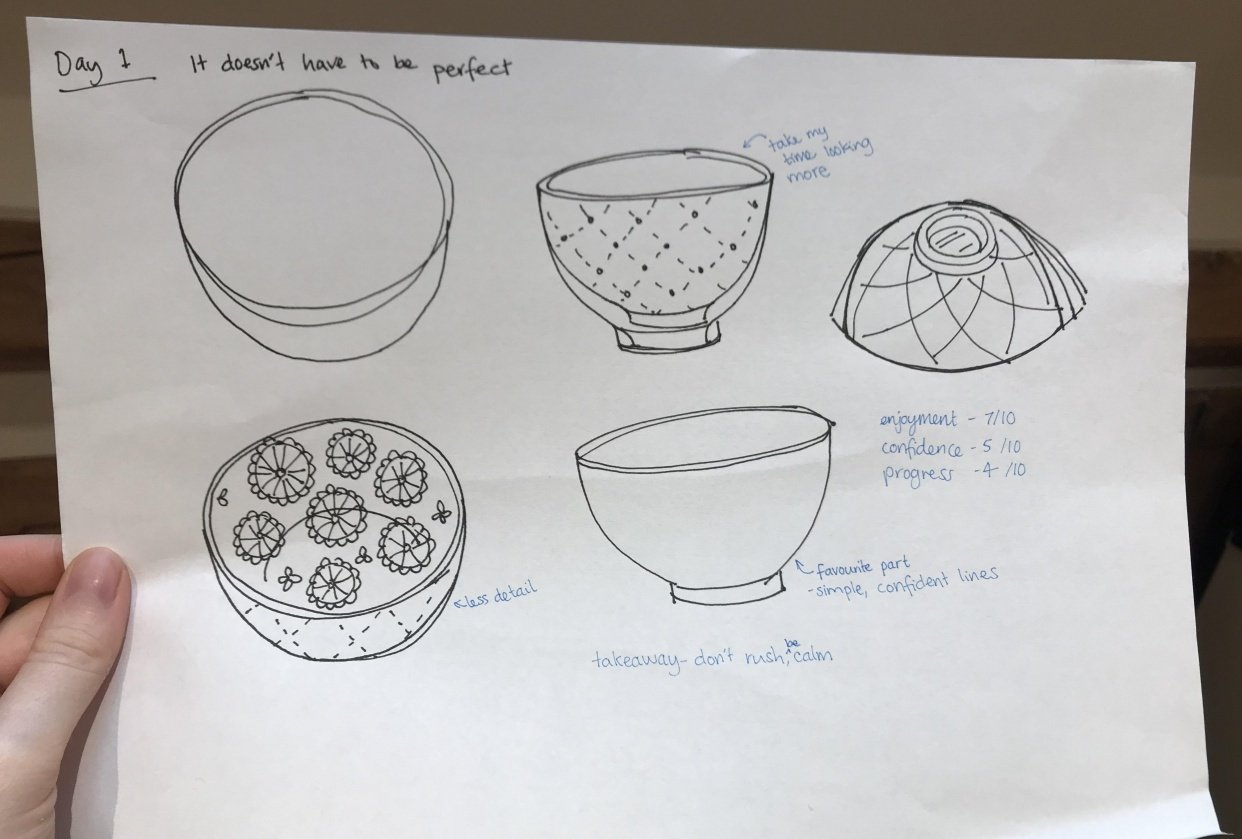 14 day project - student project