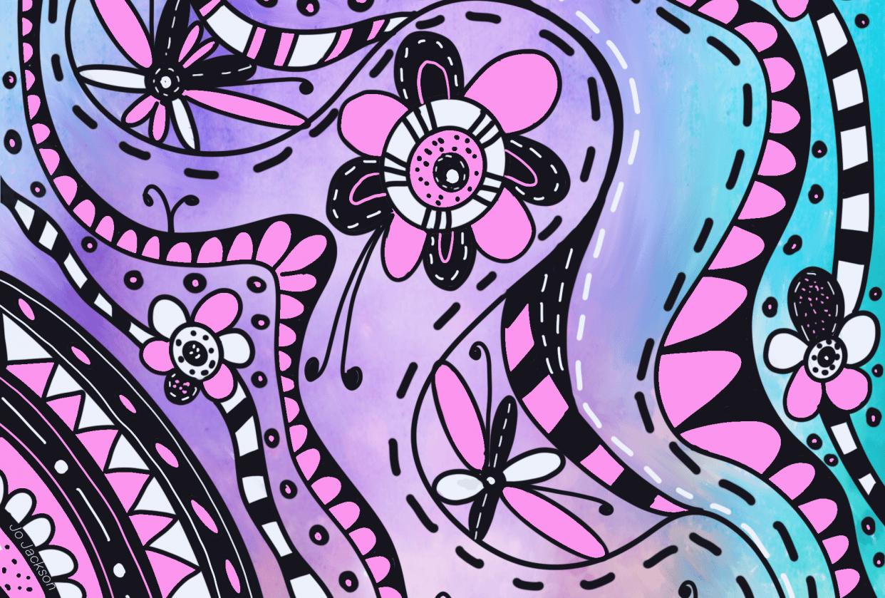Doodle Dreams - student project
