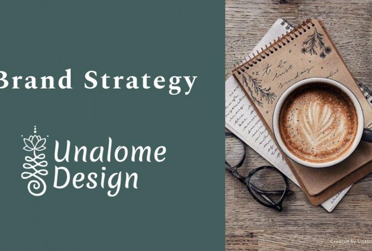 Brand Strategy Presentation - student project