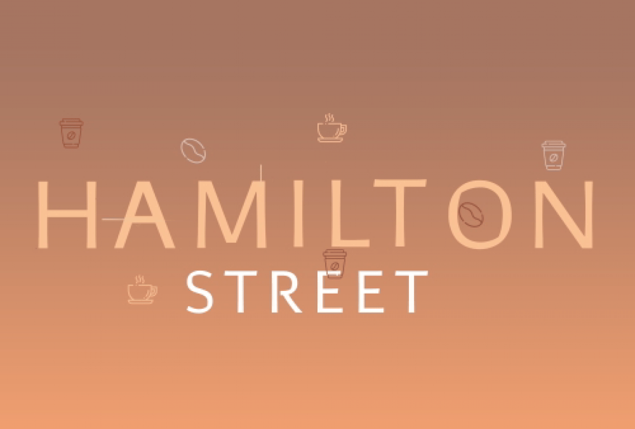 Hamilton Street - student project