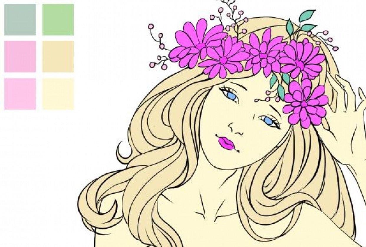 My color scheme studies - student project