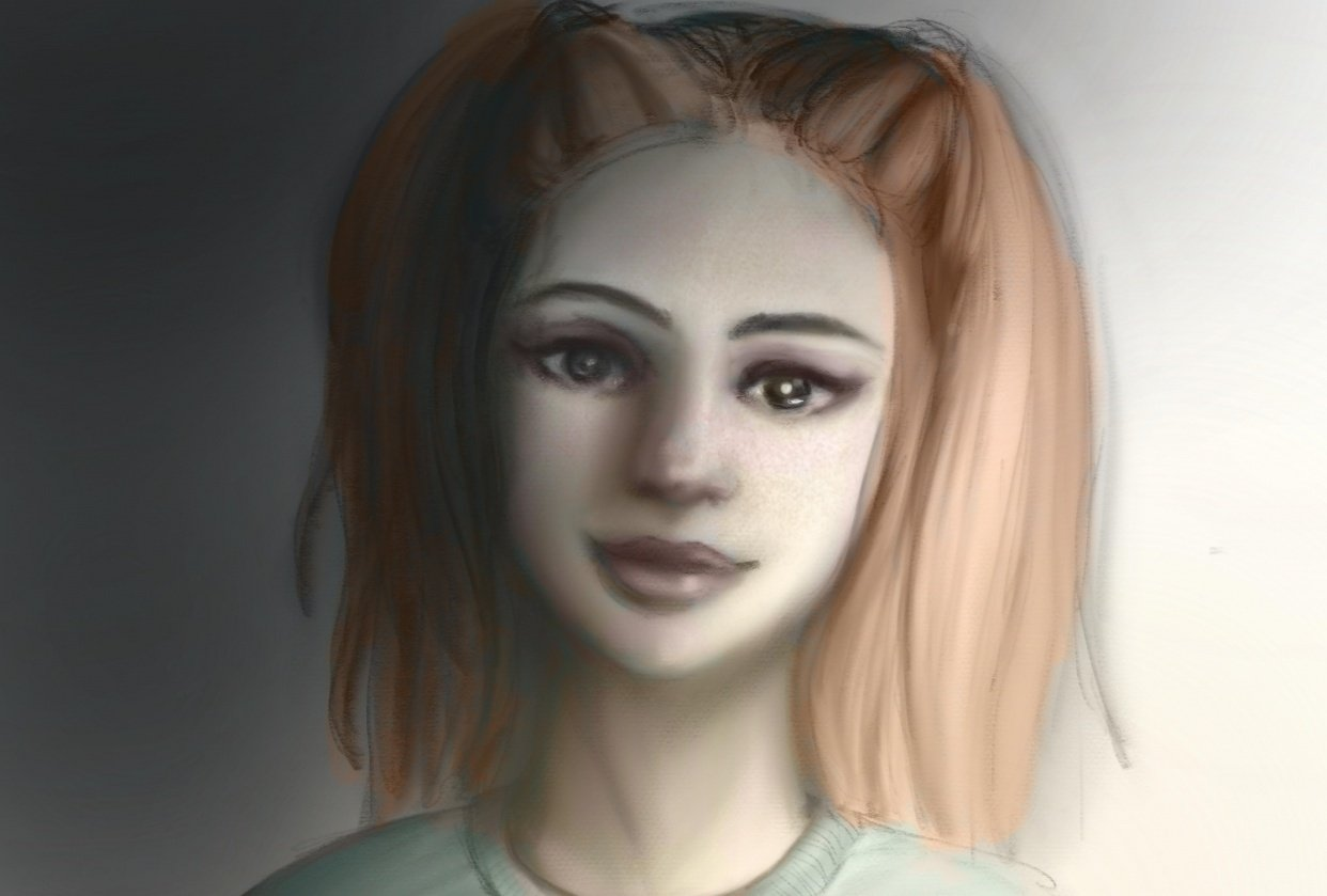 Red head - student project