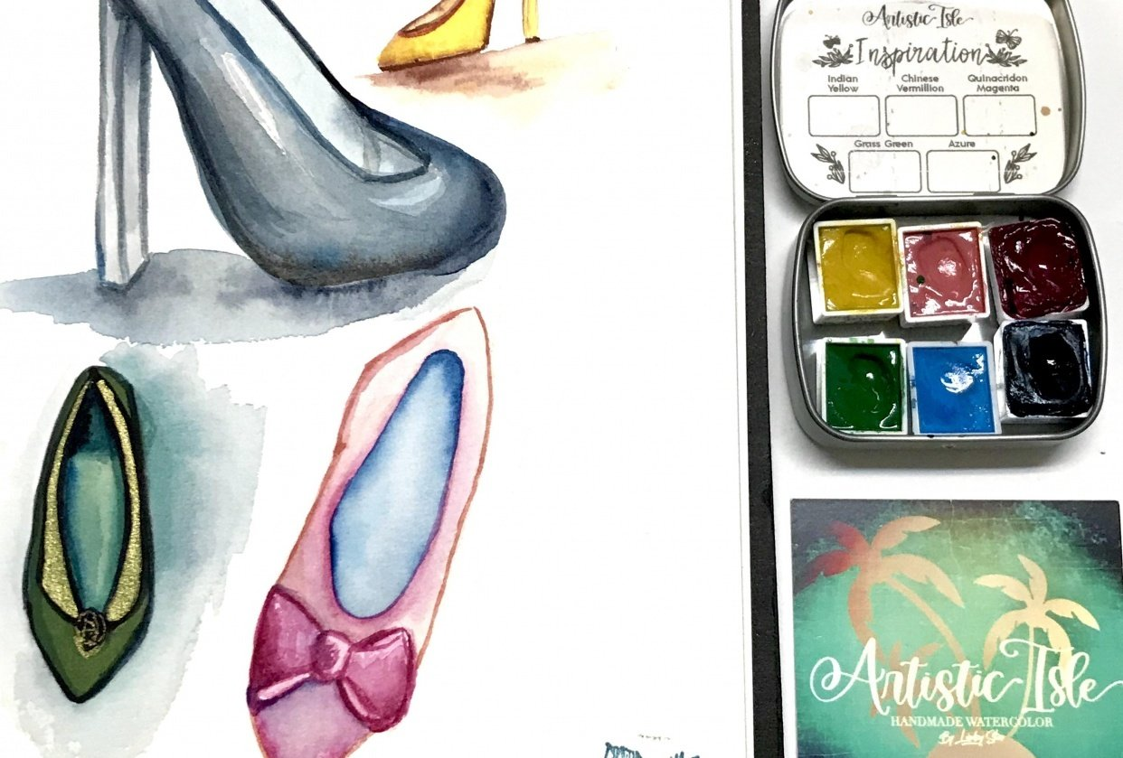Shoes - student project