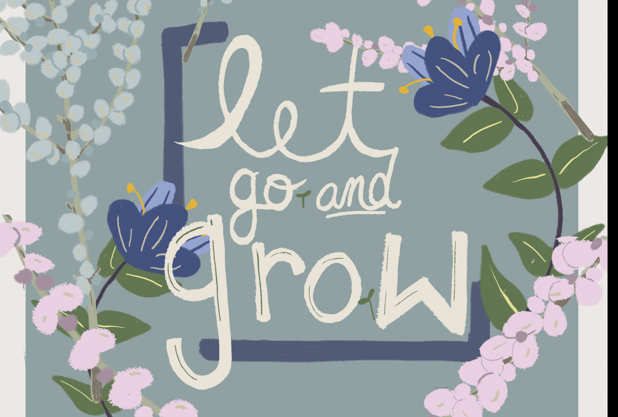 Let it go and Grow - student project