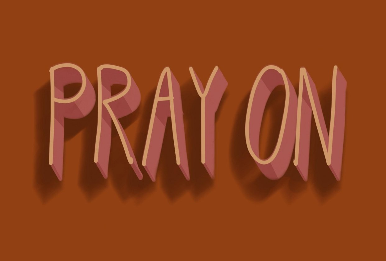 Pray on - student project