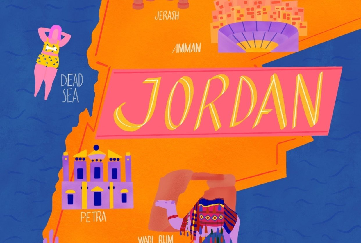Chuabone in Jordan - student project