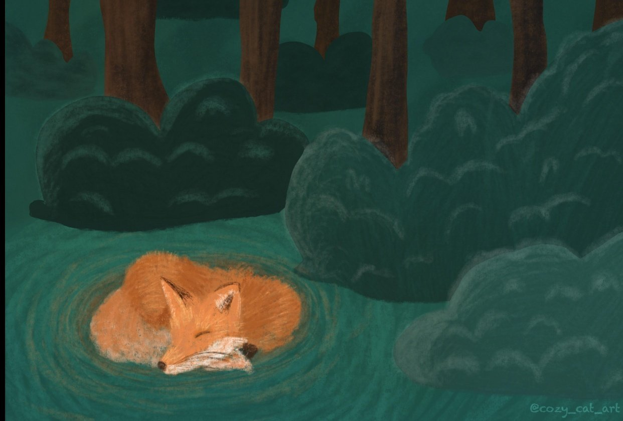 Forest Fox - student project