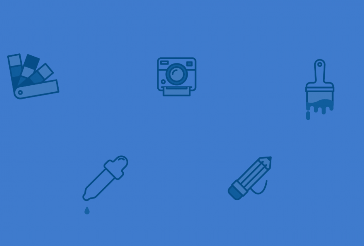 Easy Animated Icons in After Effects - student project