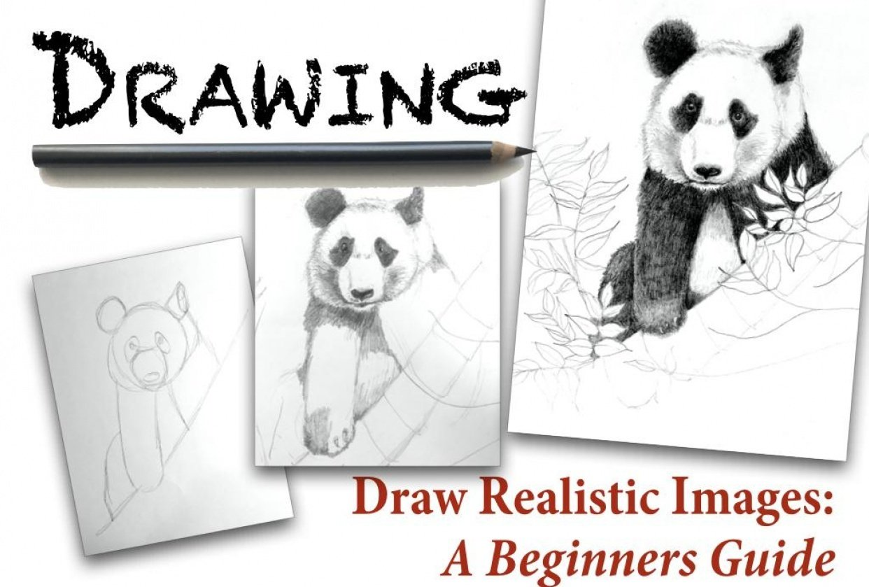 Drawing Realistic Images:A Beginners Guide - student project