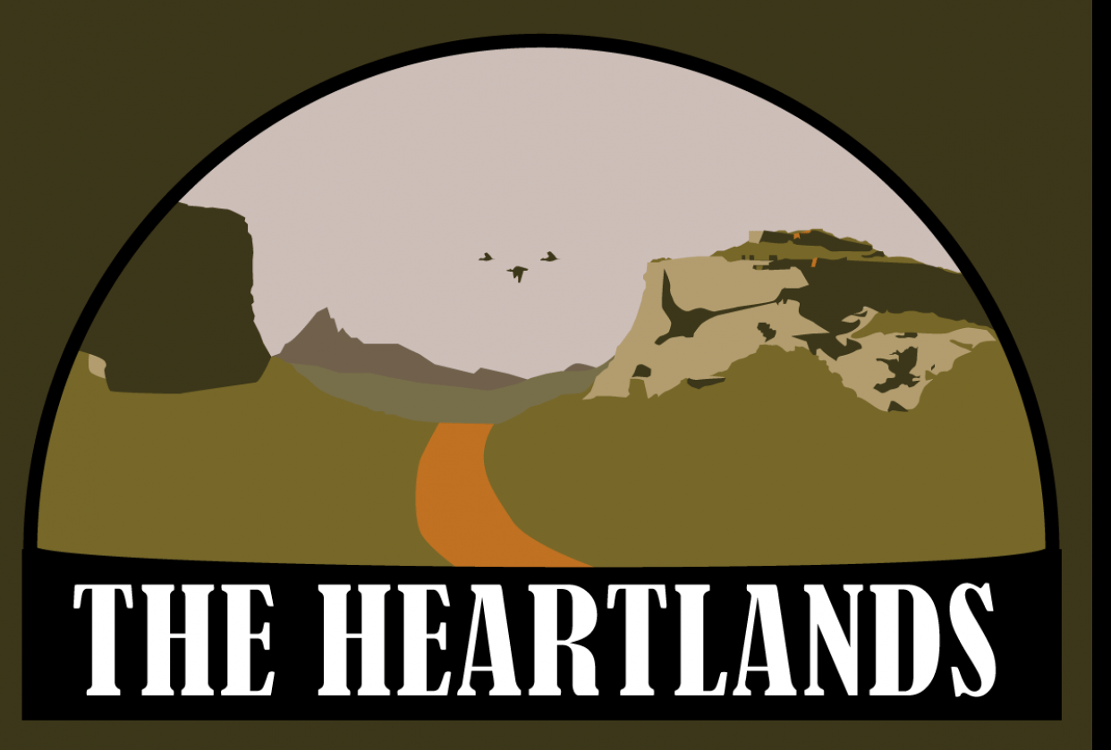 The Heartlands - Red Dead Redemption 2 - student project