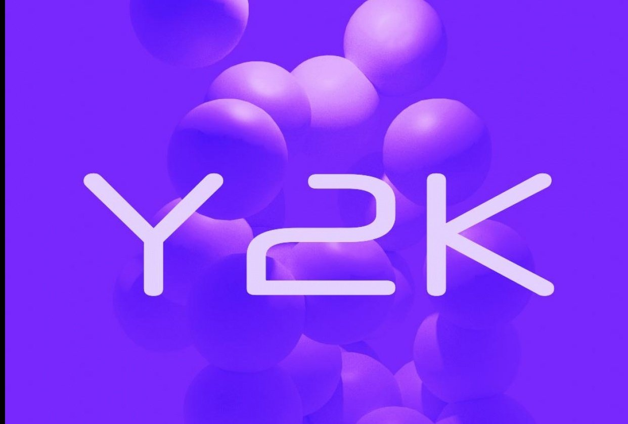 Y2K Blobs - student project