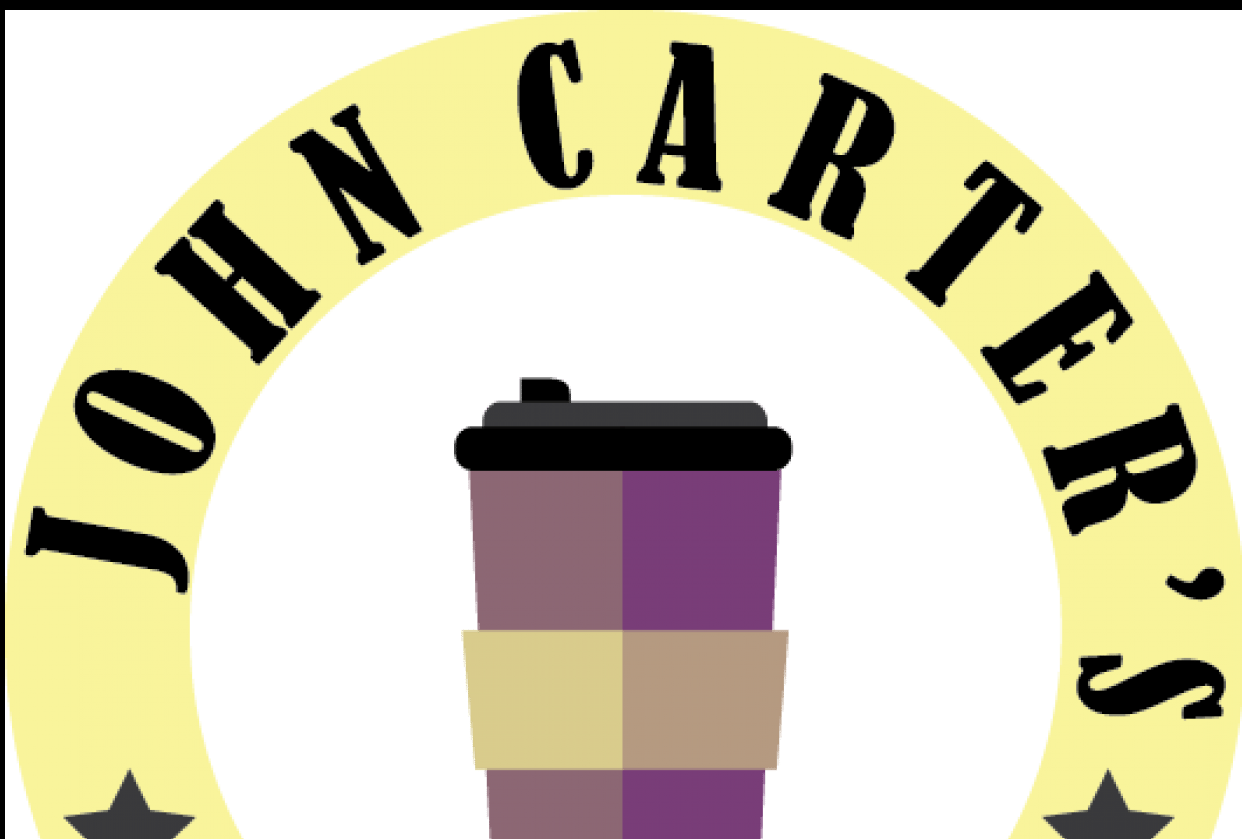 John Carter's Coffee Shop - student project