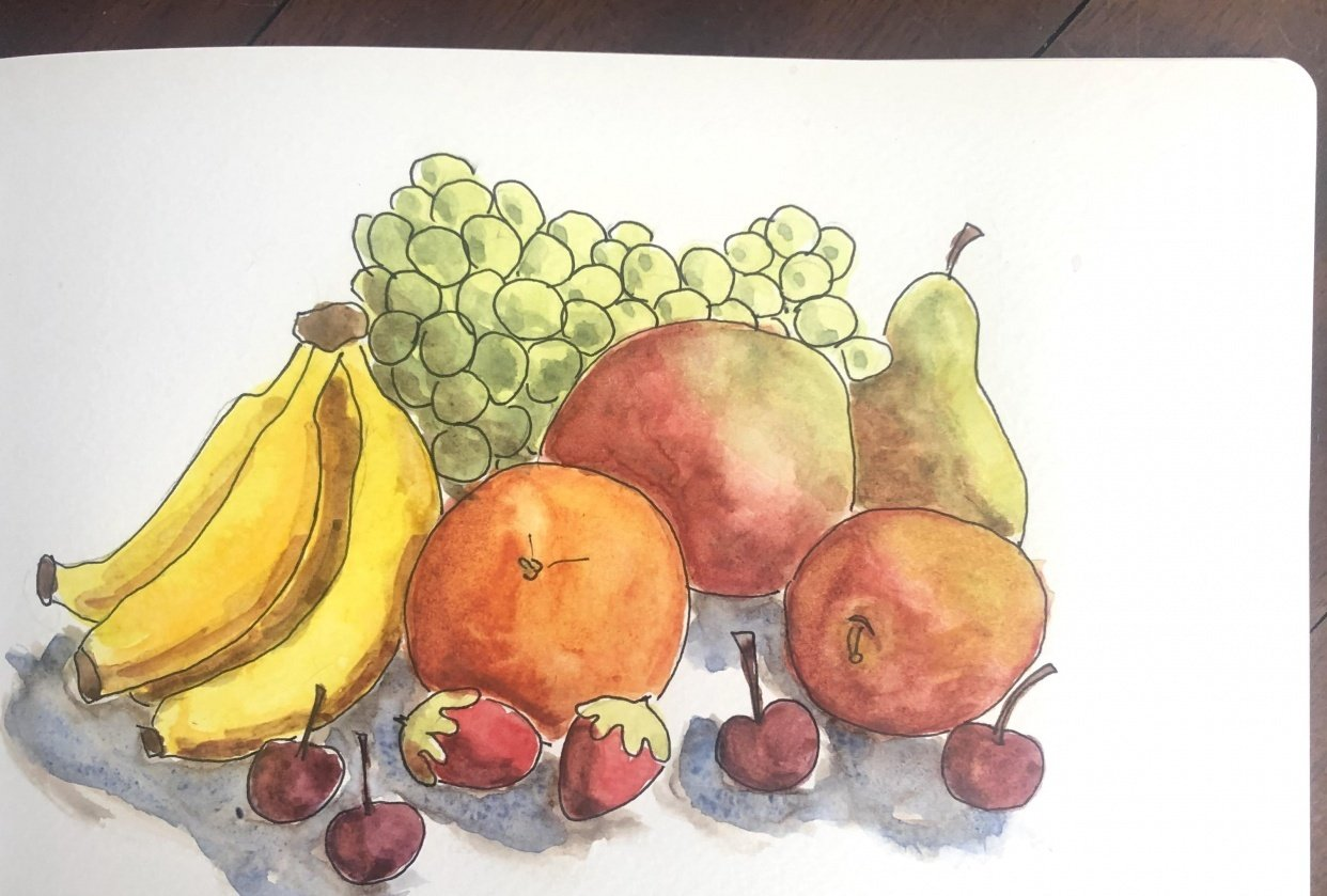 Fruit - student project