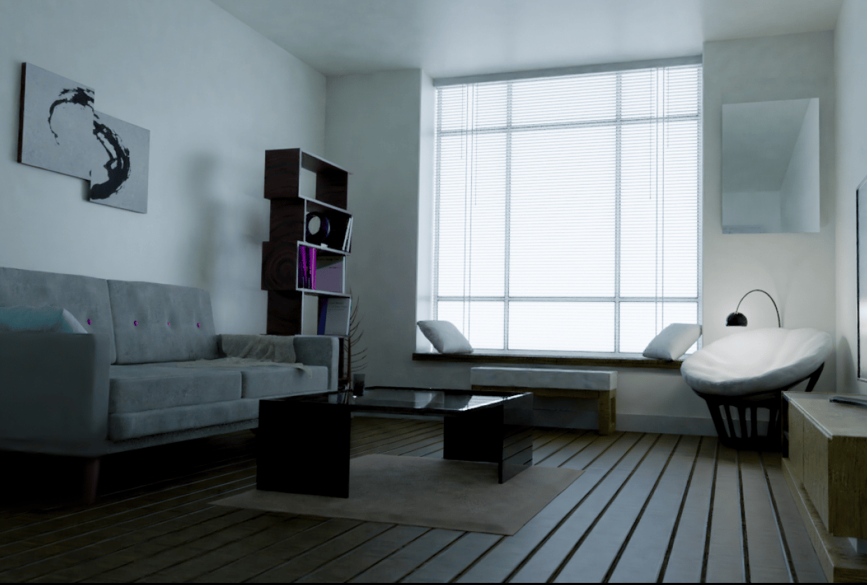 Render #1 - student project