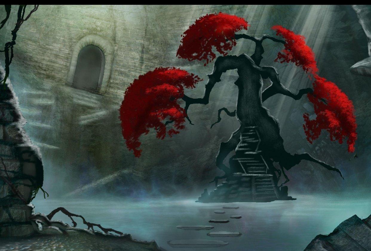 magic tree - student project