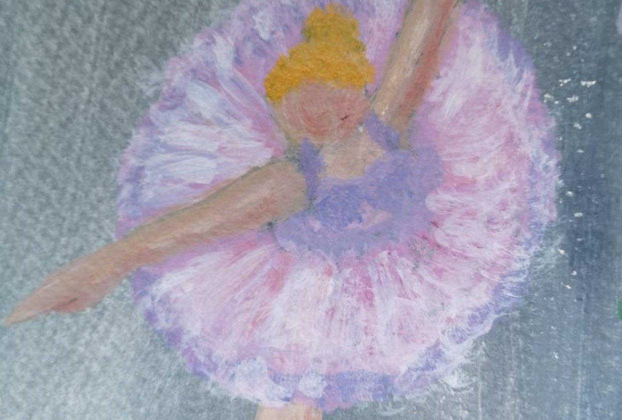 Figurativa /Cindirella Balet - student project