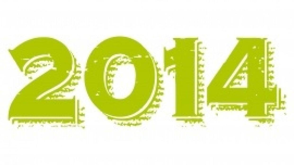 2014 pocket calendar - student project