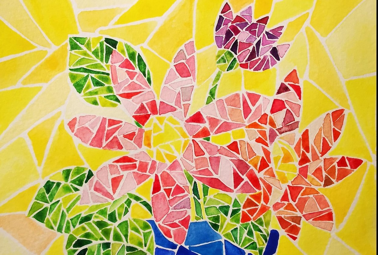 Mosaics - student project