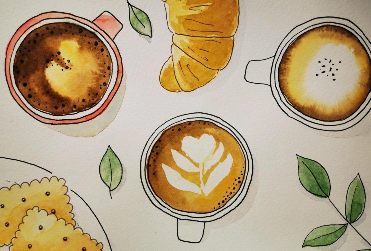 Coffee Break! - student project