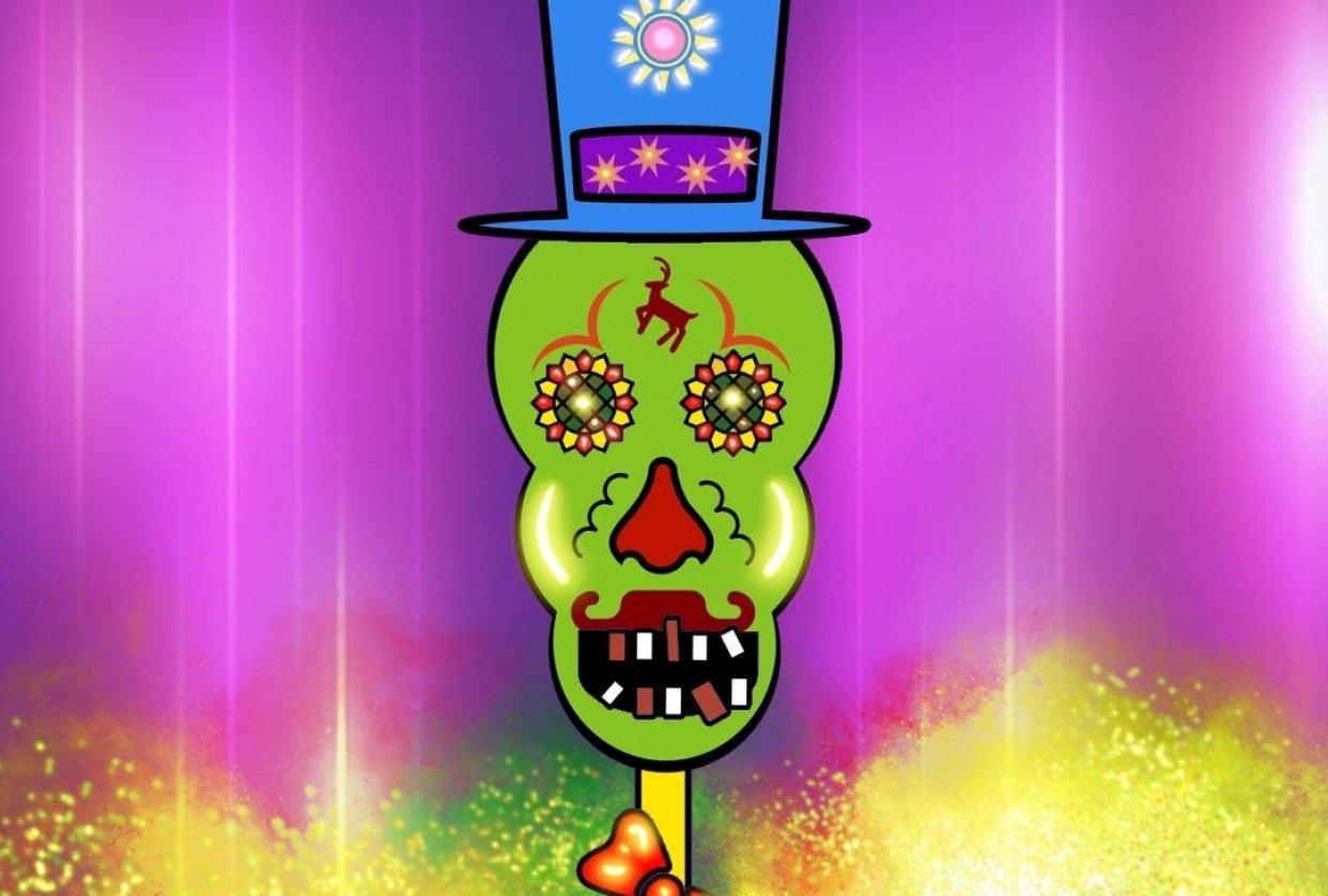 Skullmania! - student project