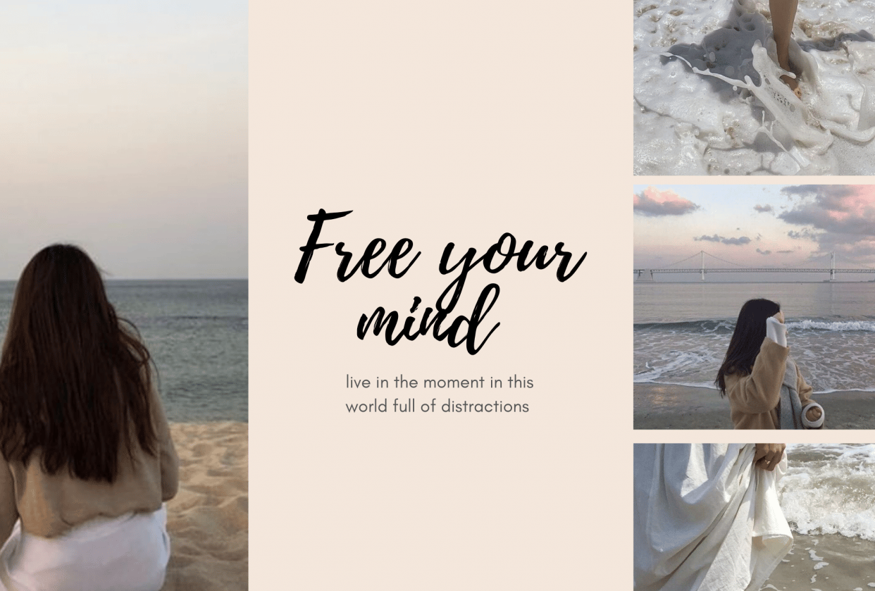 Free your mind - student project