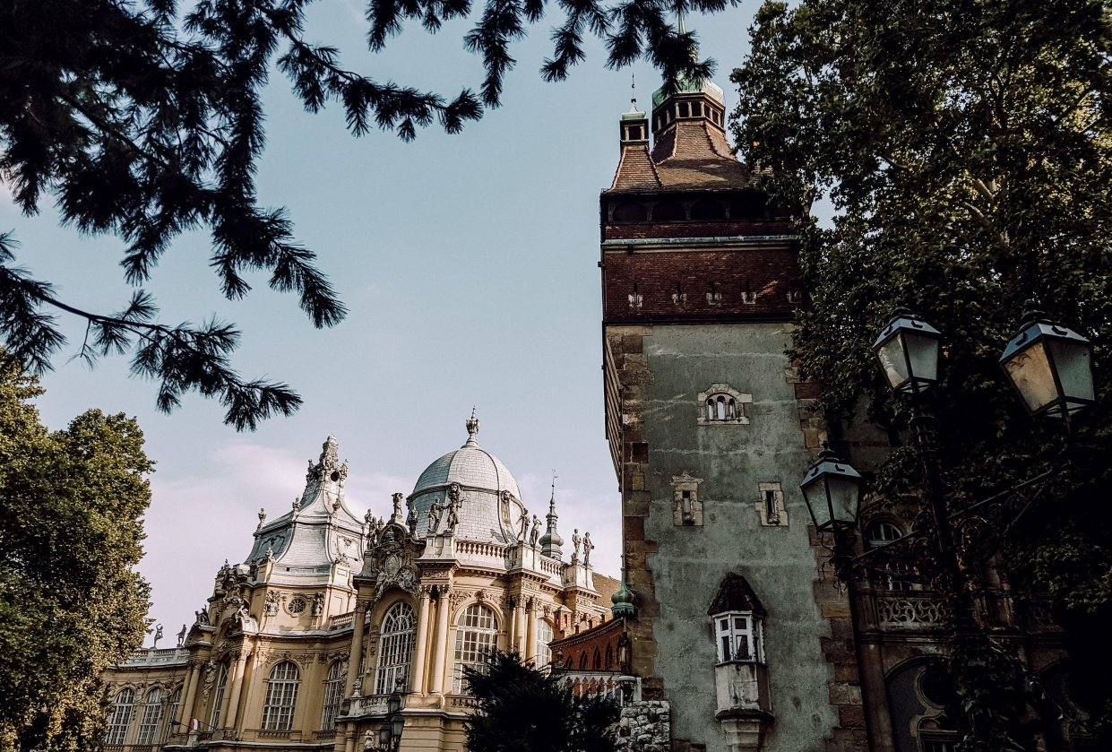 Summer in Budapest - student project