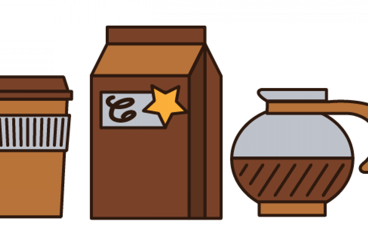 Coffee Icon Set - student project