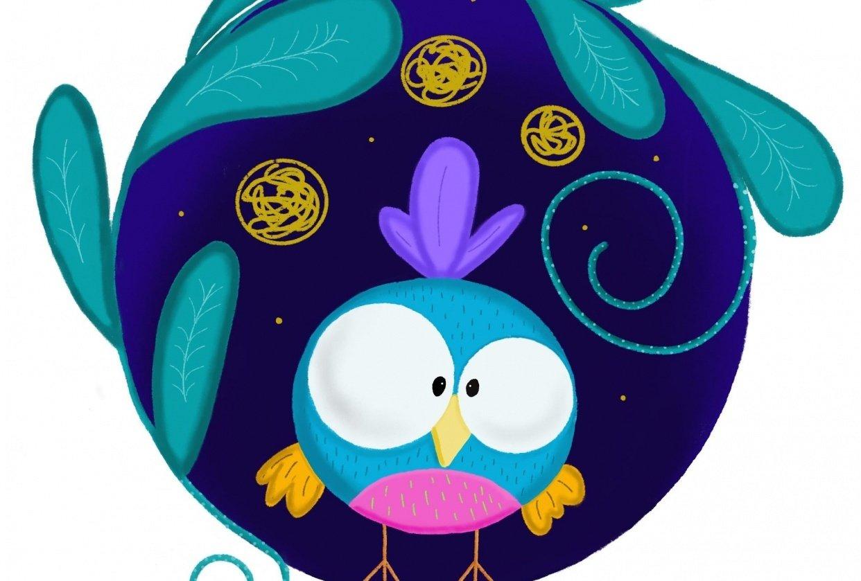 Jasmine's Birdie - student project