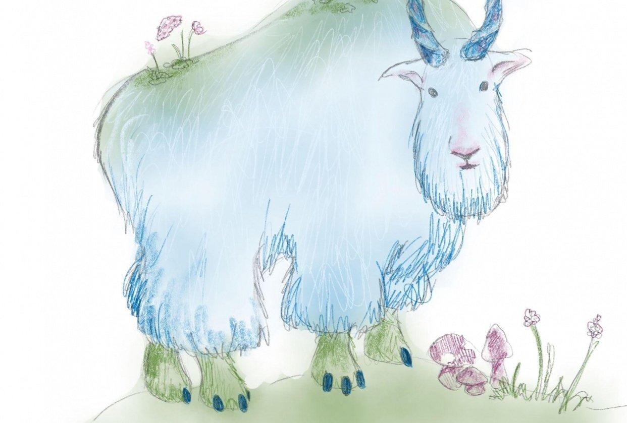 Eon Goat - student project