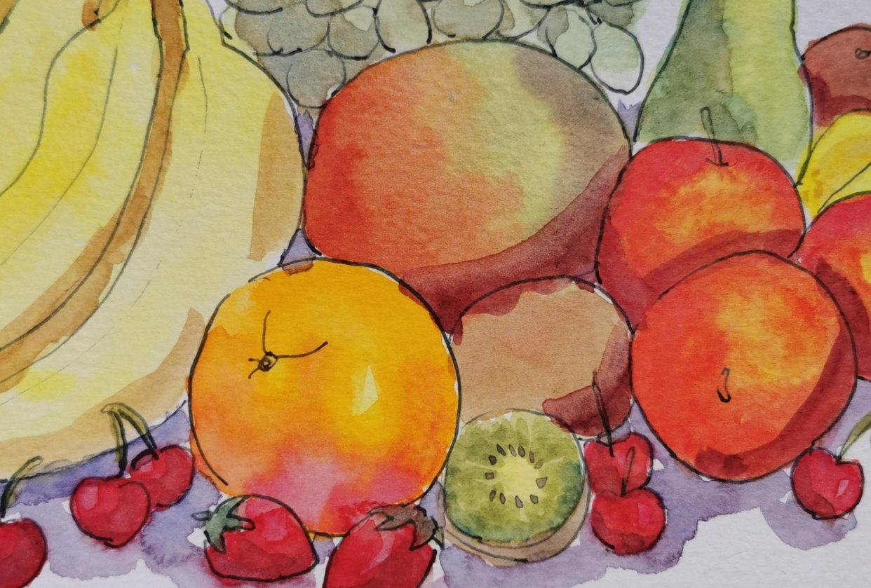 Fruits - student project