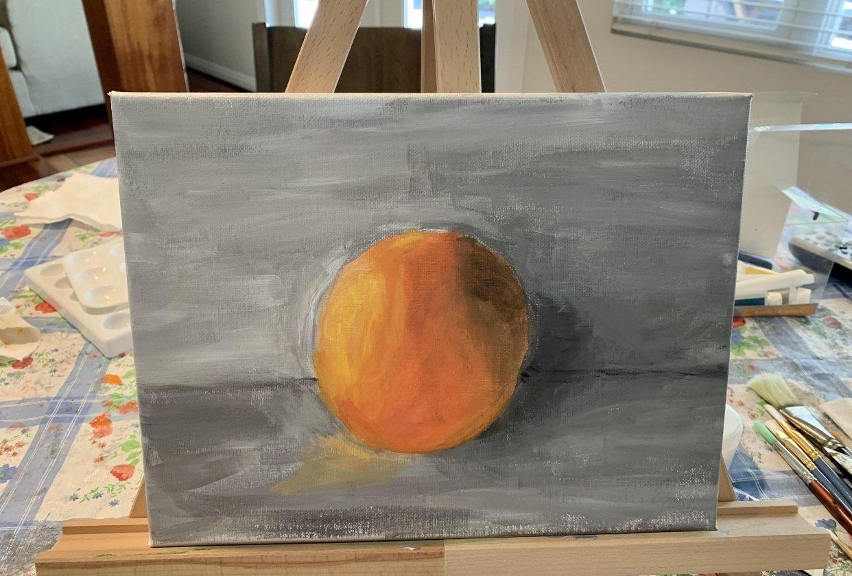 Orange - student project