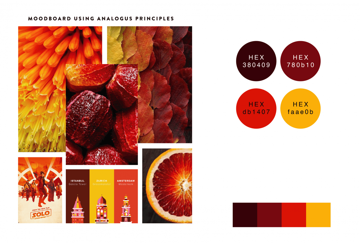 Color Theory - student project