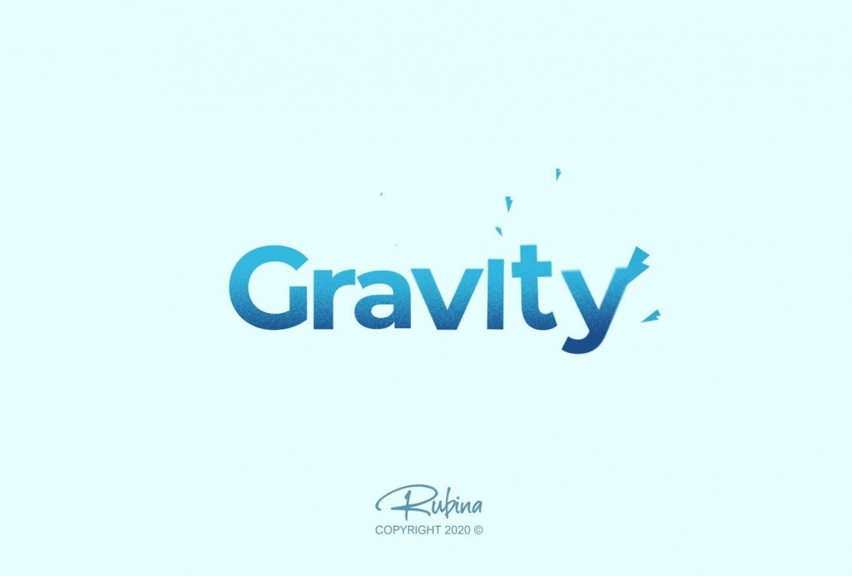 Gravity ! - student project