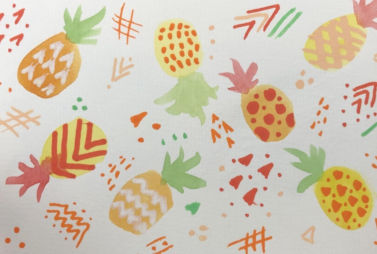 Pineapple - student project
