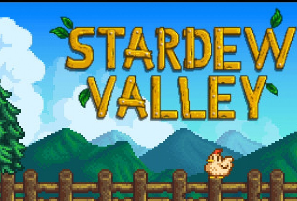 Stardew Valley - student project