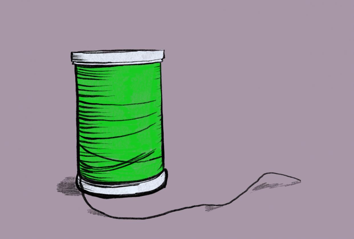 Spool of Thread - Light - student project