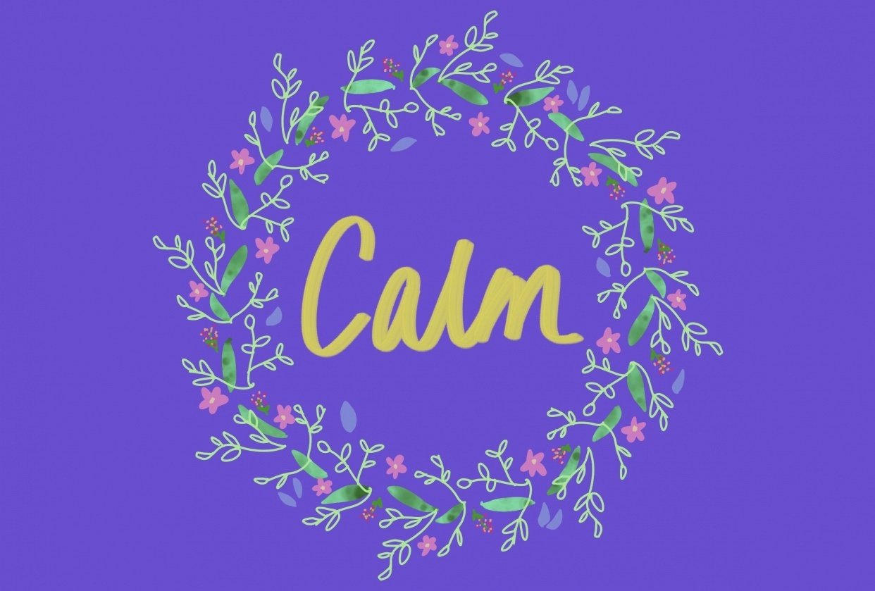 Calm - student project