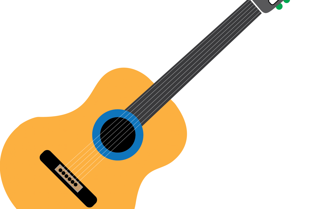 Guitar - student project