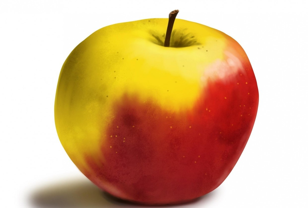 The Apple - student project