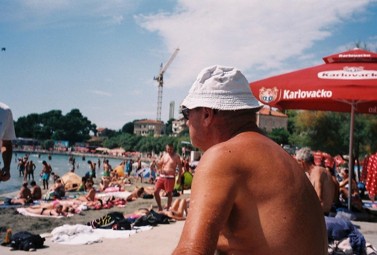 Summer in Croatia - student project