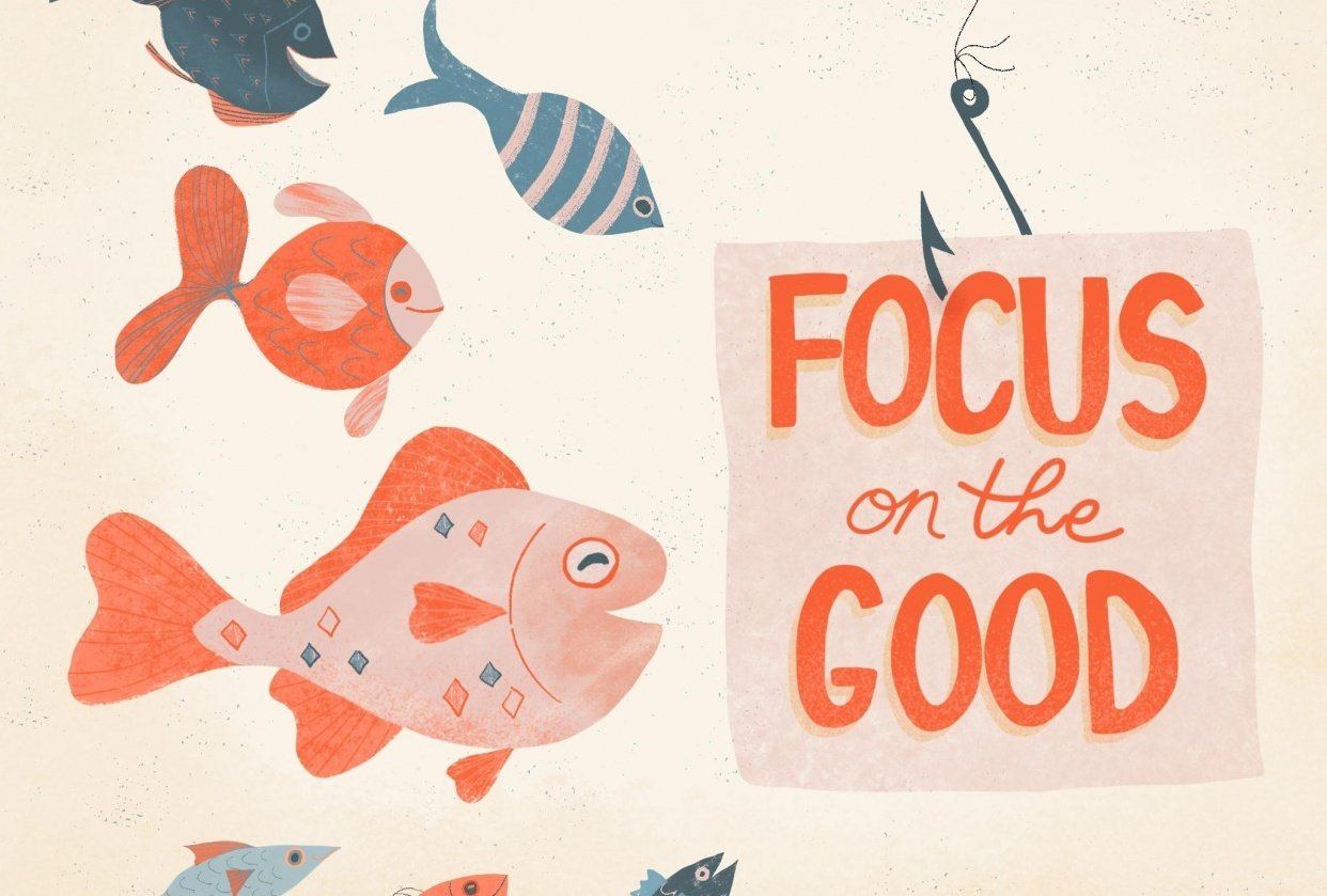 Focus on the Good - student project