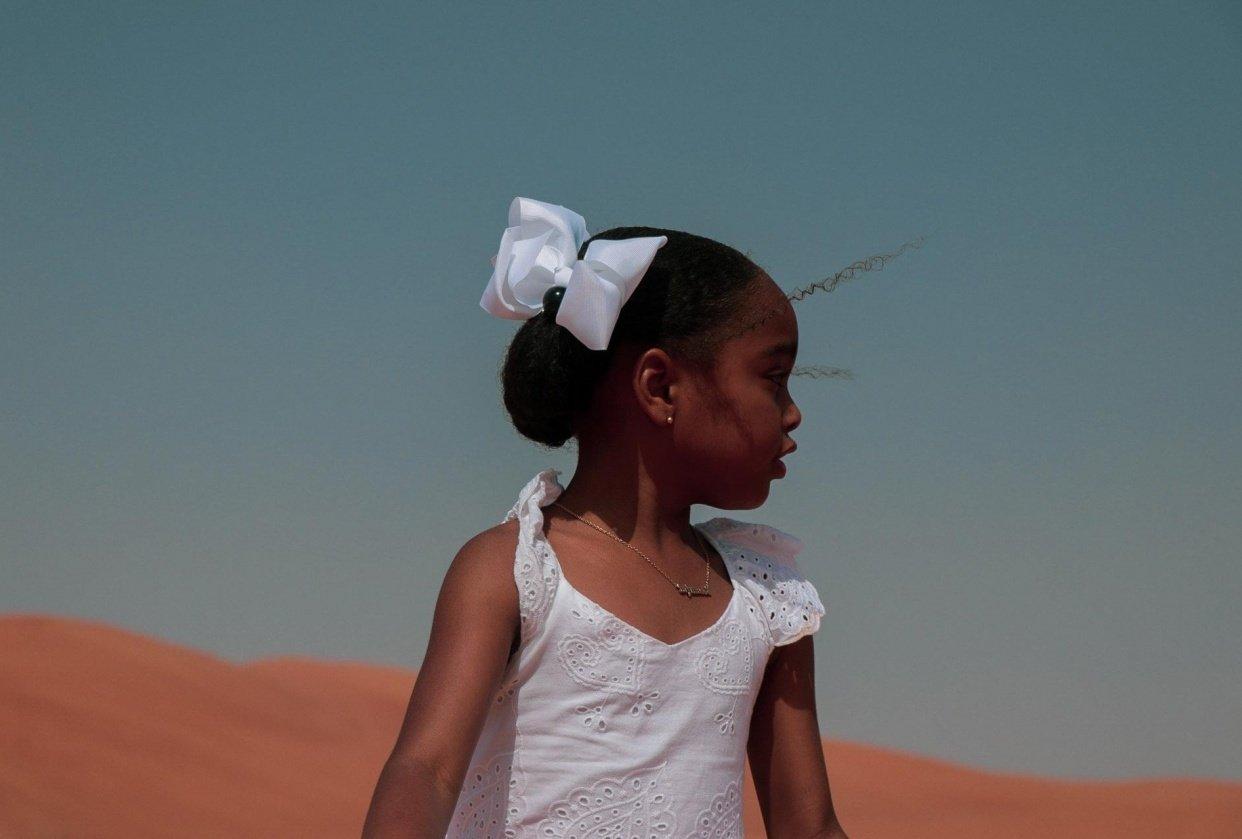 Desert Beauty - student project
