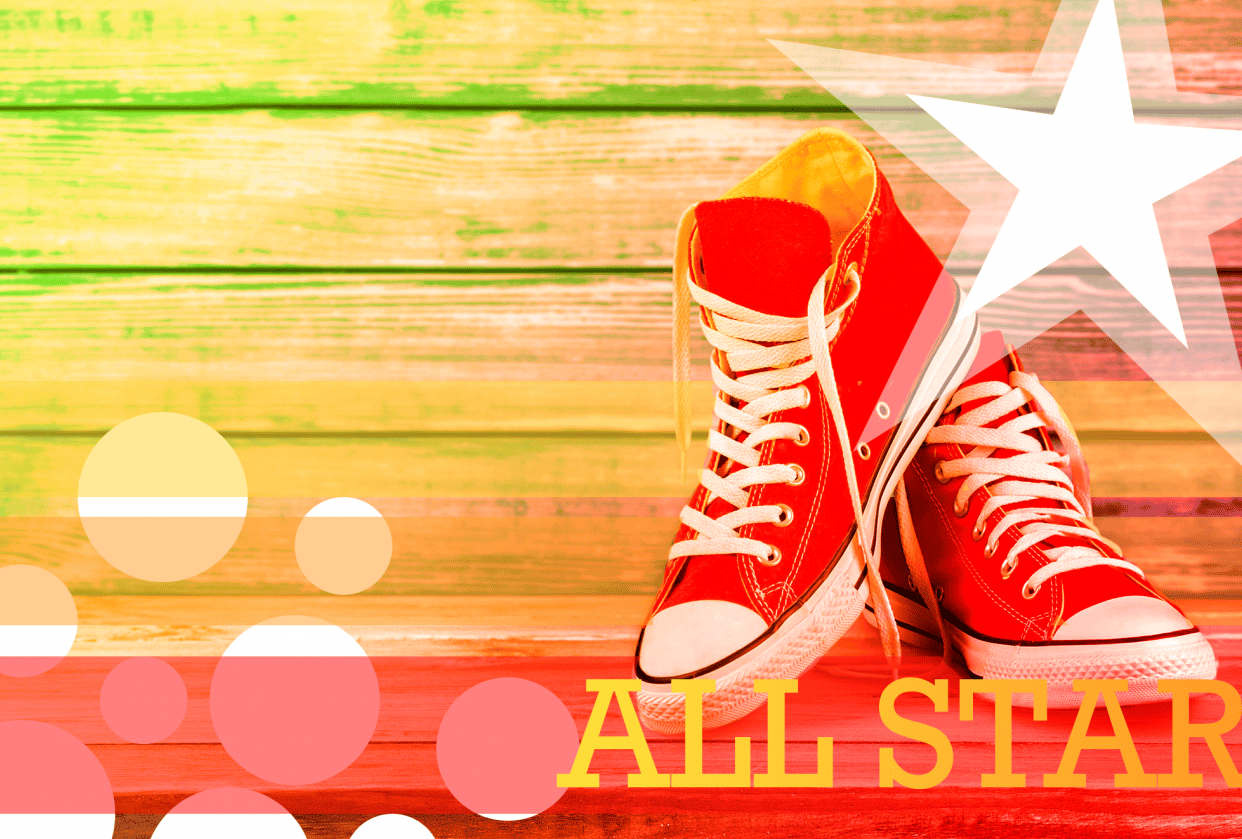 All Star shapes - student project