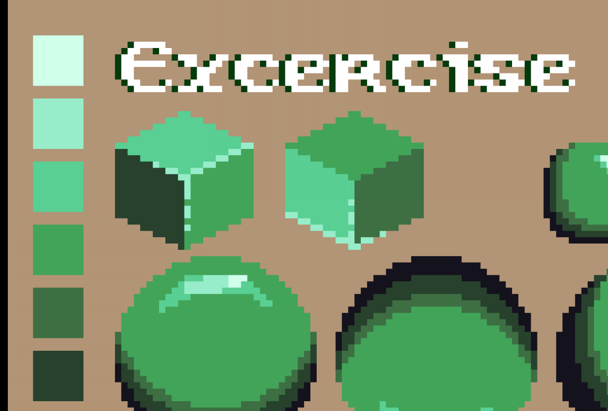Boxes and Spheres - student project